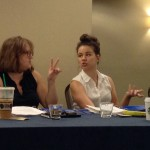 Jana Kasperkevic and Anna Codrea-Rado of the Guardian US staff talk about why their group joined News Media Guild.