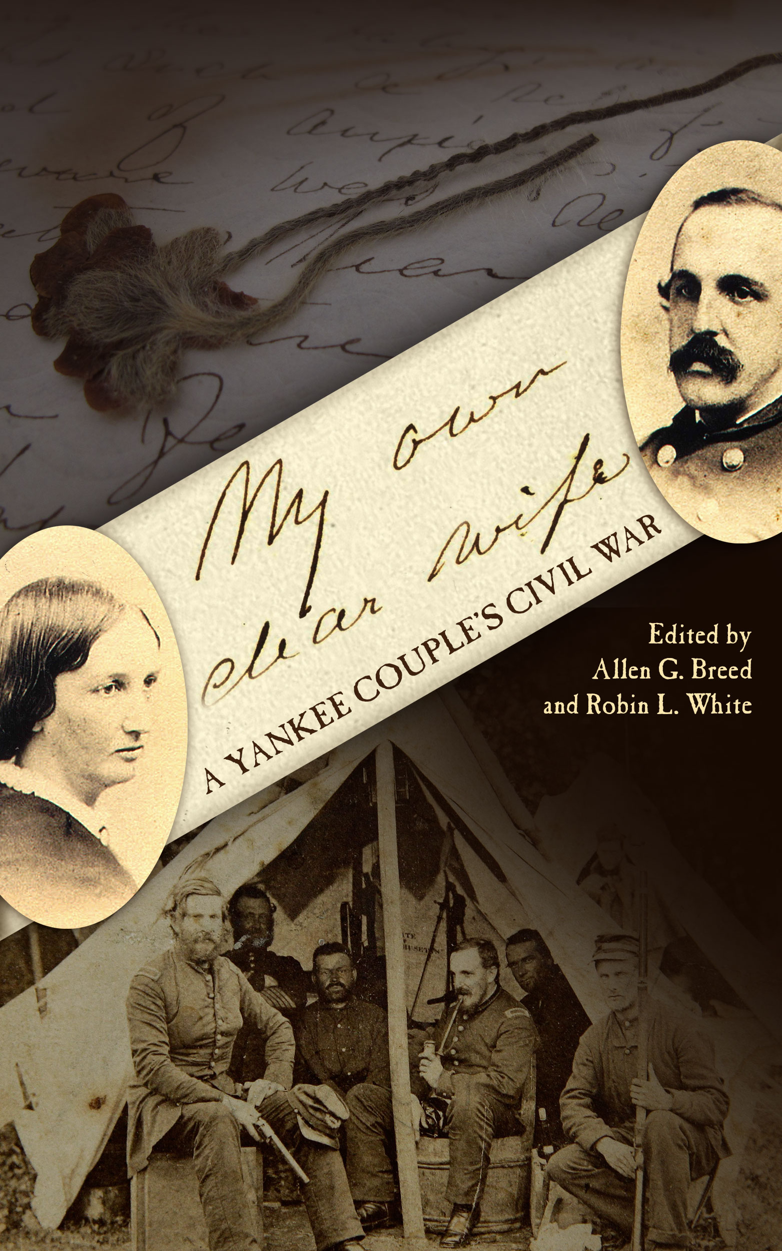 Family Trove Of Civil War Letters Inspires Guild Member To Write